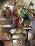 Plat and Piano