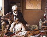 Héritage Reproduction d'art par Edward Clay Wright