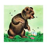 Bees for Bear - Jack & Jill