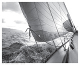 Heeling to Port
