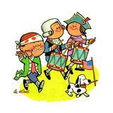Colonial Marching Band - Jack & Jill