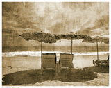 Vintage Beach Seating