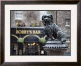 Greyfriars Bobby  Edinburgh  Scotland  Uk