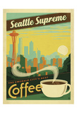 Seattle Supreme Coffee