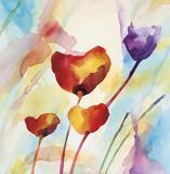 Tilt Tulips I