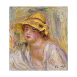 Study of a Girl  c1918-19