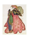 Costume Design for the Ballet 'La Legende de Joseph'  1914