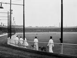 Greyhound Racing at Shawfield Park  1955