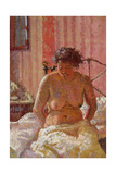 Nude in an Interior  c1911