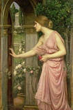 Psyche Entering Cupid's Garden  1903