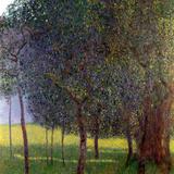 Fruit Trees, 1901 Giclée par Gustav Klimt