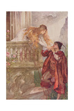 Romeo and Juliet from 'Children's Stories from Shakespeare' by Edith Nesbit (1858-1924) Pub by…