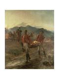 On the Morrow of Talavera  1923