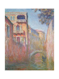 Venice - Rio de Santa Salute  1908