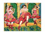 Czardas Dancers  1908-20
