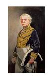 Portrait of David Lloyd George