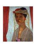 Self Portrait  1906-7