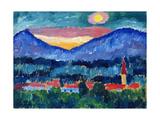 Mountain Village  1910