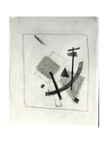 Suprematist Composition  c1915-16