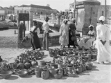 Pottery Sellers  Barbados  1908-09