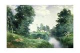 A Long Island River  1908
