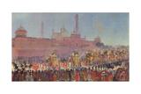 The Delhi Durbar  1903
