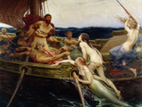 Ulysses and the Sirens  1909