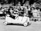 Boy Scouts Soap Box Derby  1955
