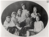The Family of Tsar Nicholas II (1868-1918)