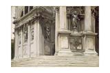 Santa Maria Della Salute  Venice  c1904