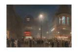 London Theatreland  c1910