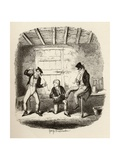 Master Bates Explains a Professional Technicality  from 'The Adventures of Oliver Twist' by…