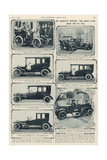 His Majesty's Motors: King George V's Cars from 1899-1935  from 'The Illust