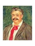 Portrait of Wilhelm Muhlfeld  1910