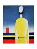 Torso in a Yellow Shirt  1928-32