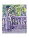 The Balcony  Mornington Crescent  1911