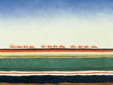 Red Cavalry, 1928-32 Giclée par Kasimir Malevich