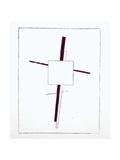 Suprematist Cross  1920