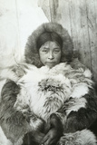 Young Greenland Woman  1923