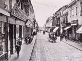 Calle des Estado  Chile  1900