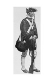 An English Soldier  from the Mural Decoration  Hudson County Court House  Jersey City  New Jersey