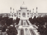 The Taj Mahal  Agra  1903-05