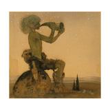 A Fairy Shepherd  1910