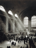 Holiday Crowd at Grand Central Terminal  New York City  c1920