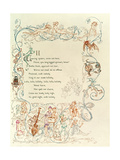 The Fairies Song  from 'A Midsummer Night's Dream'  1908