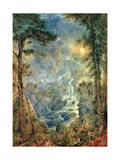 The Fairy Falls  1908