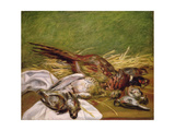 Pheasant and Thrushes  1902