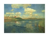 The Lake  or Russia  1900