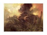 Tanks  Somme