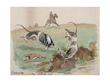 The Month of February: Coursing